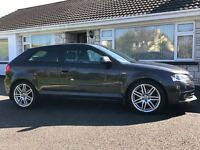 Audi A3 2.0 TFSI S-Line (FSH, 2 Owner, 4 New Tyres, Xenon Lights)