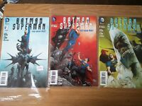 THE NEW 52 BATMAN / SUPERMAN ISSUE 1-11 + ANNUAL