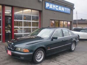 1999 BMW 528I |6 MONTH ENGINE&TRANSMISSION WARRANTY FREE!