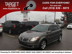 2008 Pontiac Vibe Low Kms, Drives Great and More !!!
