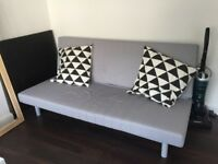 IKEA NYHAMN 3-seat sofa-bed (used)