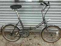 Elswick Folding Bicycle For Sale in Great Working Order!