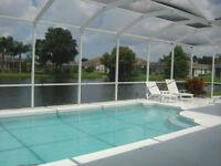 Emerald Retreat , Beautiful Lakeside Villa on Florida's Gulf Coast