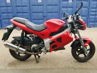 Gilera dna 180 1 year mot