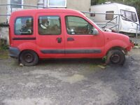 renault kangoo breaking spares parts