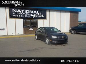 2013 Chevrolet Cruze 2LT RS Leather Loaded