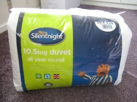 Duvet New Silentnight Single