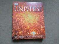 Book Universe: The Definitive Visual Guide only £15