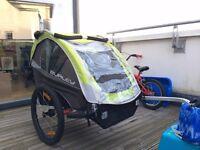 Burley D'Lite Bike Trailer for Kids