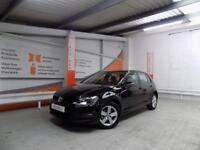 Volkswagen Golf MATCH EDITION TSI DSG BMT (black) 2017-01-25