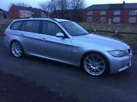 2007 BMW 335d M SPORT TOURING ESTATE PX CONSIDERED