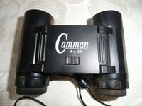 2.5x26 Binocular Camman Kids Toy Neck Tie Brand New