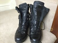 Supportive Altberg boots size 8 (med)