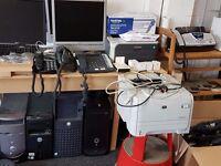 Computer & Electricals bulk.