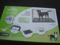 XL DOG CAGE NEW