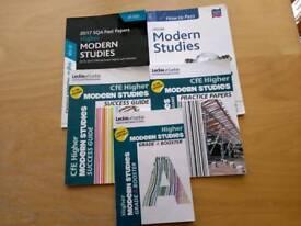 Cfe Higher Modern Studies Books