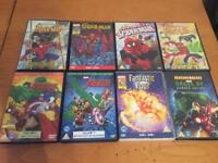 Various Children's dvds-see all pics