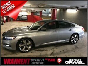 2018 Honda Accord Touring - 1.5 TURBO - CUIR - TOIT