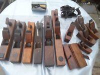 Vintage Woodwork Planes