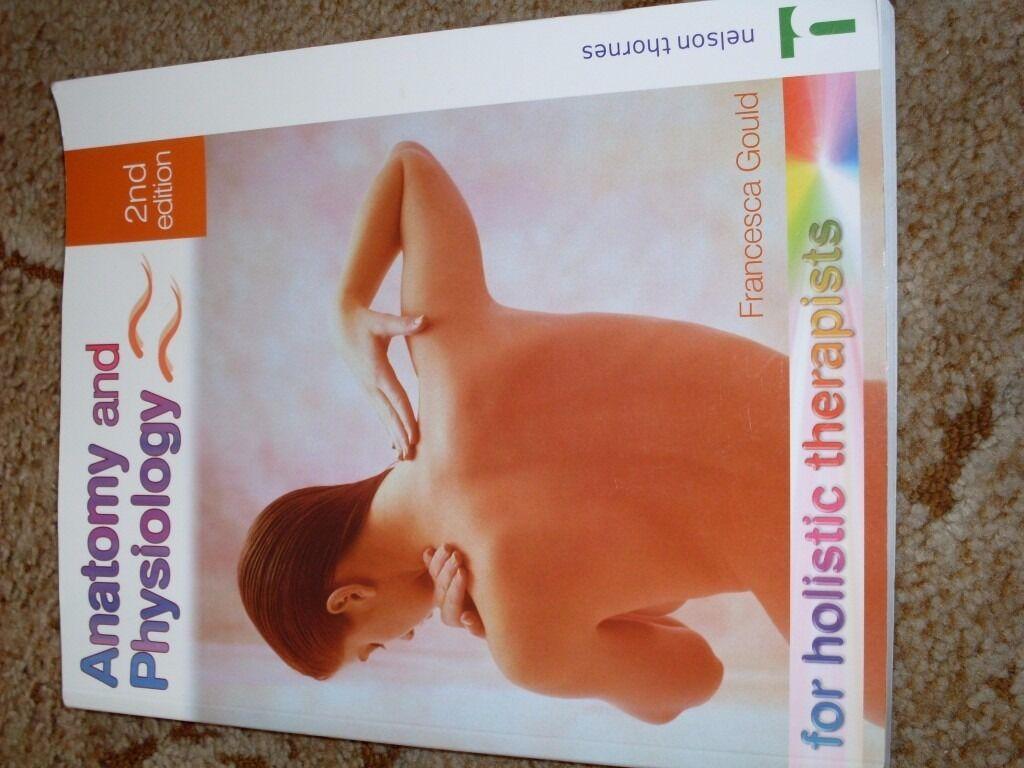 Beauty Therapy, Anatomy & Physiology, Body Massage Therapy Basics ...