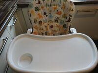 Joie Folding High Chair