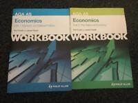 AQA AS Economics workbooks