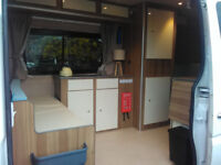 2007 Mercedes Sprinter LWB Camper Conversion Motorhome Newly Converted Low Miles May PX