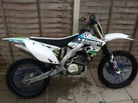 Kxf 250 sell or swap