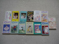 Collection of 13 ballet books - including Noel Streatfield and Drina series
