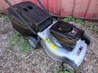 Mountfield Petrol Lawnmower. as new. unused.