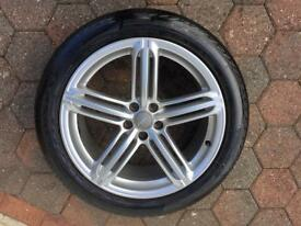 Audi Q5 alloy wheel 2016
