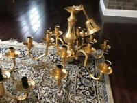 Persian Chandeliers (x2) - Ceiling Fixtures
