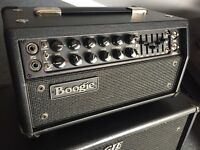 MESA BOOGIE MkV 25 HEAD, in new condition, with cover, foot switch and cable.