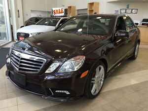 2011 Mercedes-Benz E-Class E350 4MATIC LEATHER BLUETOOTH SUNROOF