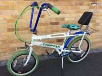 Ex cond Raleigh Chopper bike