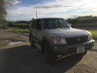 Toyota Land Cruiser colarado gxtd