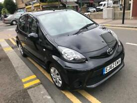2012 TOYOTA AYGO 1.0 Petrol- LOW MILEAGE HPI CLEAR