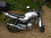 Yamaha ybr 125,