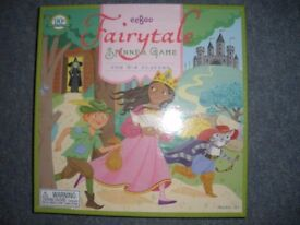 Fairytale Spinner Game. Brand New, contents still in wrapping. Ages 5+