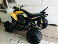 Yamaha Raptor 700 r Road legal