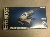 9inch, 230mm angle grinder
