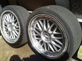 "t4 19"" alloy wheels"
