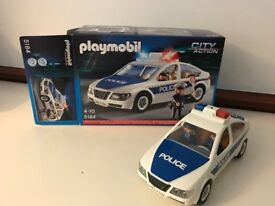 Playmobile City Action Police Car (5184)