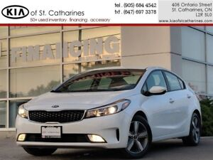 2018 Kia Forte LX+ | Apple CarPlay | Android Auto | Backup Camer