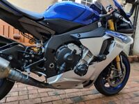 Yamaha R1(M) 2015 (Over £7000 extras!) *** REDUCED TO SELL ***