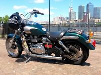 2004 Triumph America, good condition for year and low mileage, £3100