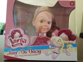 Hair styling doll