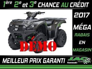 2017 Kawasaki Brute Force 750 4X4i EPS  SE Défiez nos prix