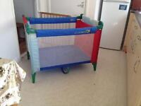 Maxi sleep travel cot