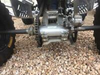 Suzuki ltr 450 road legal quad bike